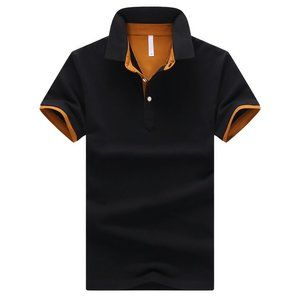 New men's trendy short-sleeved t-shirt W
